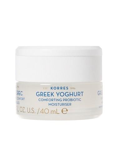 Korres Korres Greek Yoghurt Comforting Probiotic 40 ml Nemlendirici Renksiz